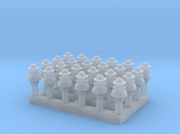 1:48 - 24ea Insulator Ver2 in Frosted Ultra Detail