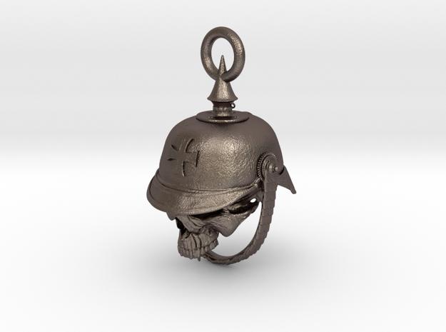 WWI German Infantry Skull Biker Bell