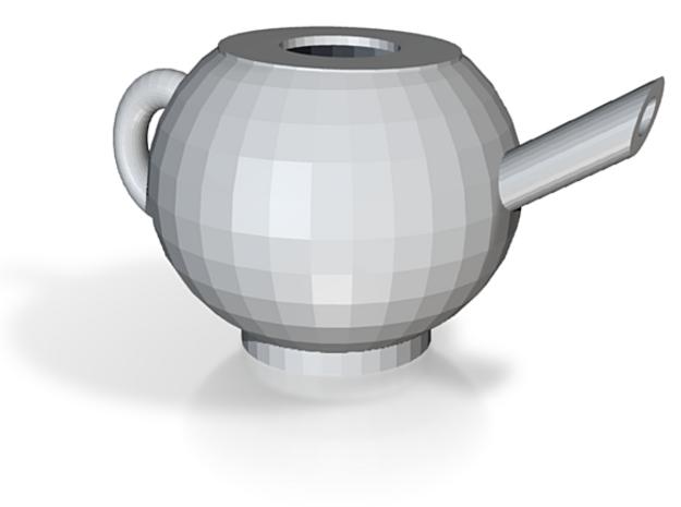 Teapot concept 3d printed