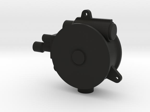German WW2 Oxy Econimiser Fl 30481 in Black Natural Versatile Plastic