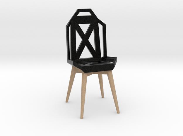 Mini Meta Chair  in Full Color Sandstone