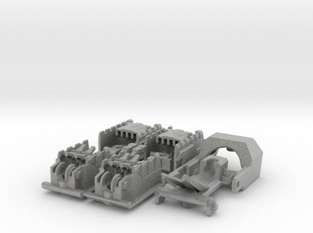 WFC Megatron Annihilating Appendages 3d printed