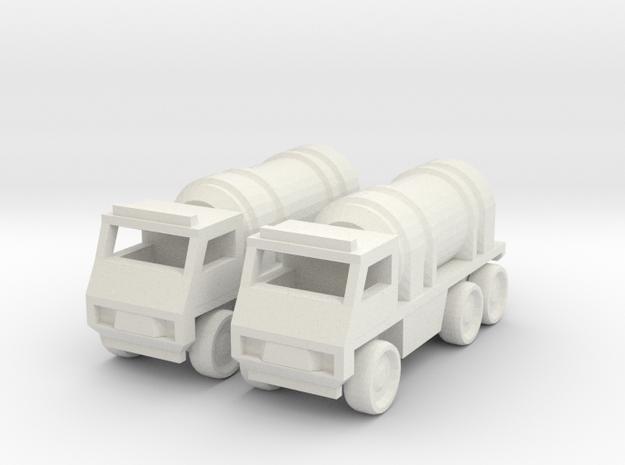 Tanker Truck [2 Pack]