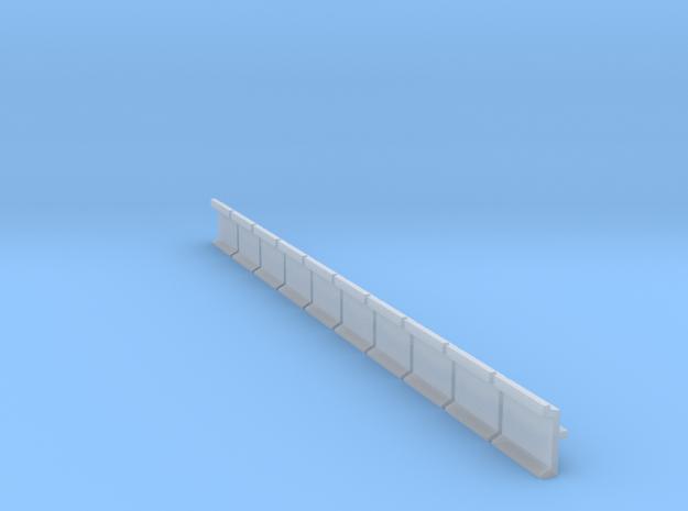 N Scale Platform Wall 10pc