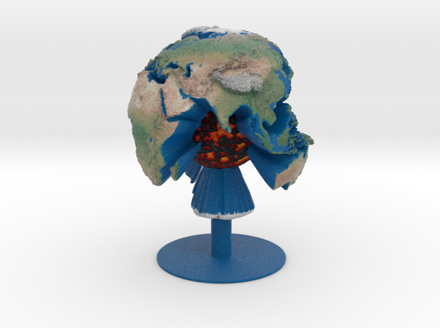 Magma Earth - 140mm