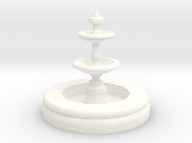 Miniature 1:48 Fountain