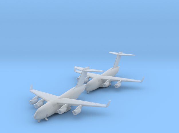 1/700 C-17A with Gear x2 (FUD)