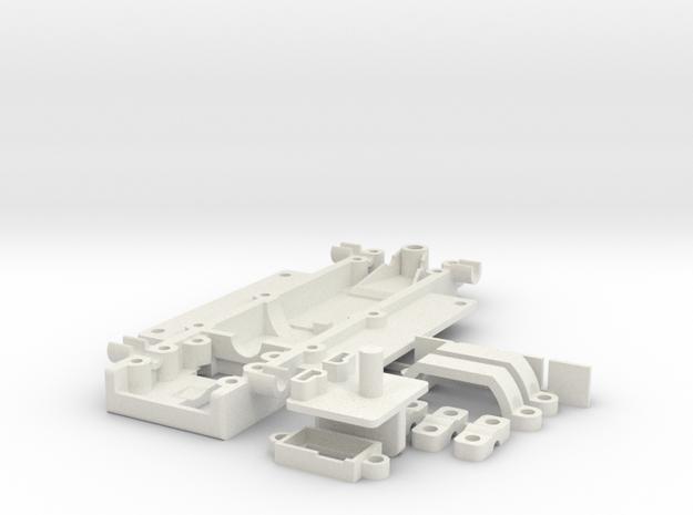 GRC Go458 in White Natural Versatile Plastic