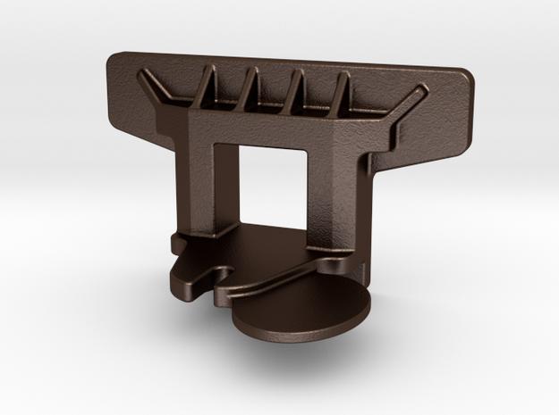 VR ACN Tender Pocket [Cast Type] - STEEL in Matte Bronze Steel