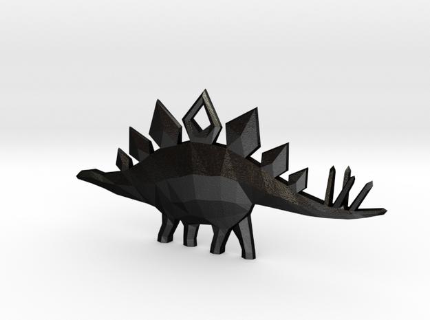 Stegosaurus Pendant