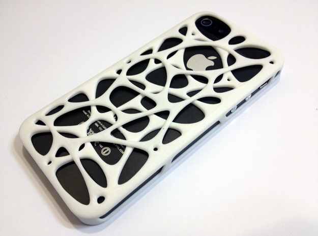 iPhone 5/5S case - Cell 2 3d printed