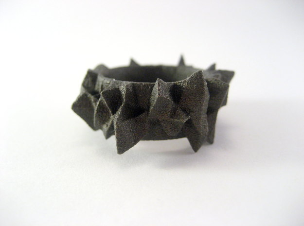 Facets Ring - Part 2 (Size 7)