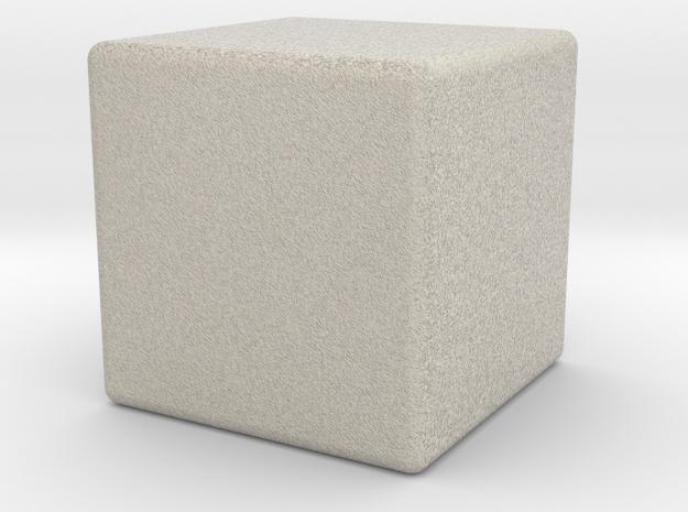 CUBE in Sandstone