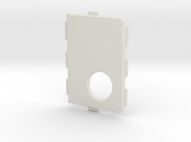 MarkV Cover - Standard in White Strong & Flexible