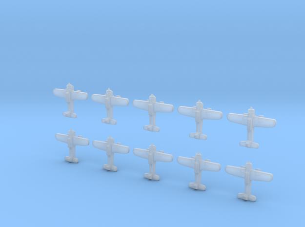 10 X 1-2000 Arado 196 For FUD 3d printed