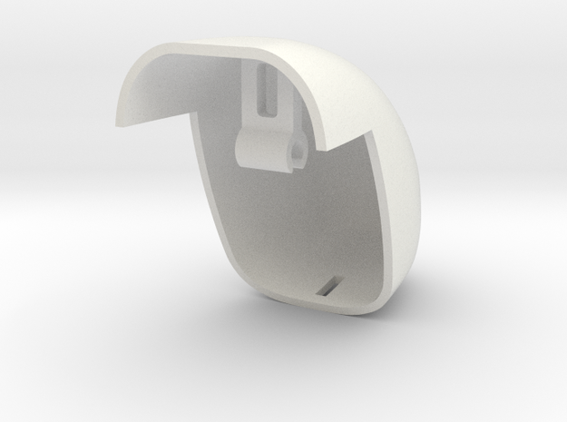 Fuel Tank in White Strong & Flexible