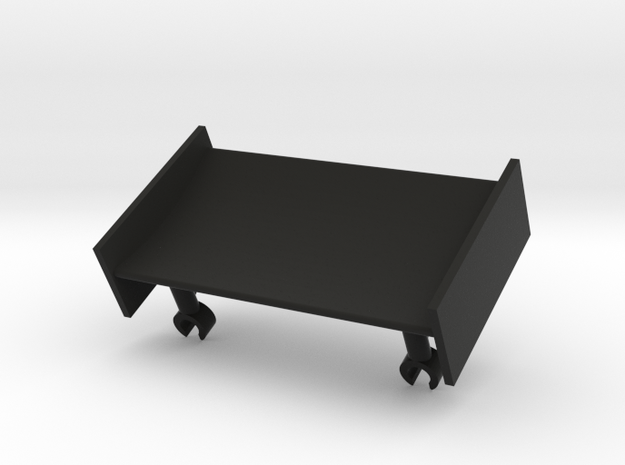 Front Wing in Black Strong & Flexible