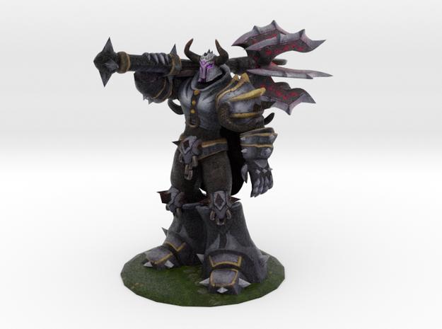 Lord Mordekaiser (old) in Full Color Sandstone