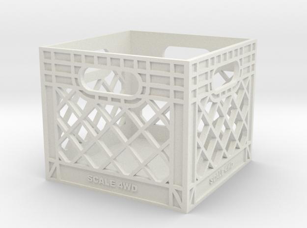 Milk Crate 1:6 Scale
