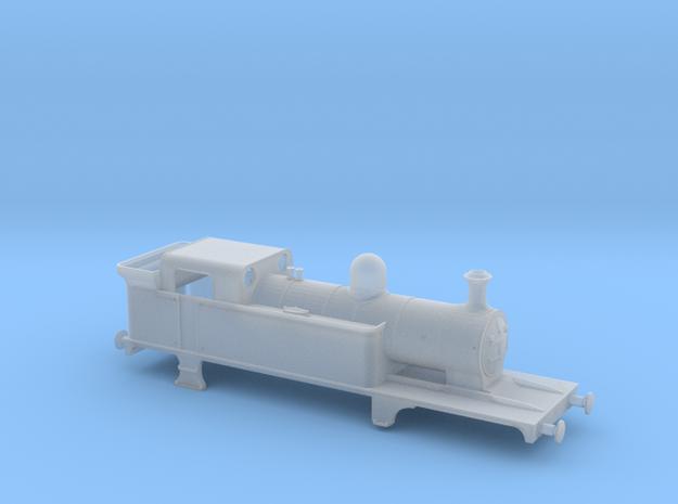 LNER C12 Body 3d printed