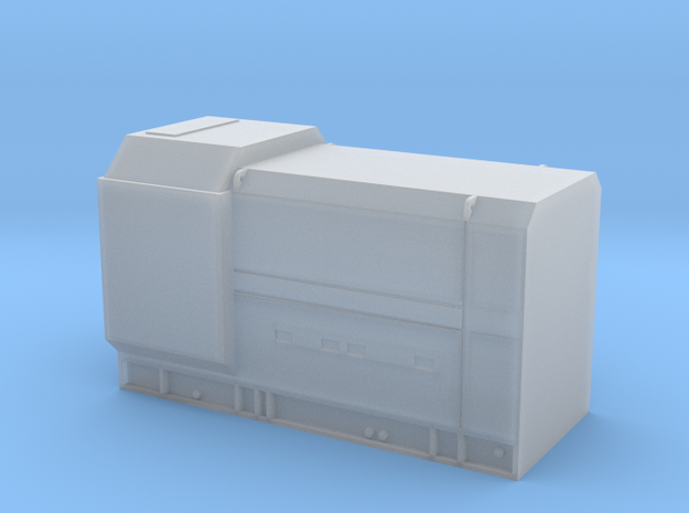 Oil Drawworks - HOscale in Smooth Fine Detail Plastic