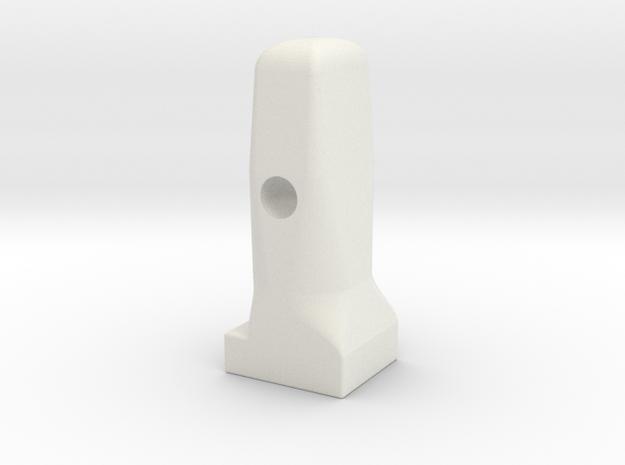 Assem2 - Fig2Model-1 in White Natural Versatile Plastic