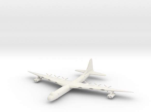 1/285 B-36 Bomber 3d printed