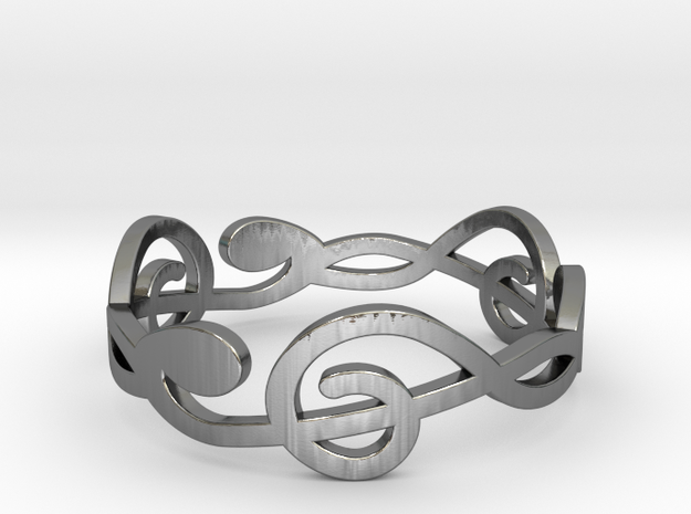 Size 6 G-Clef Ring A