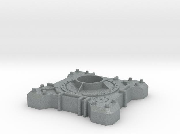 VENOM Thunderball Base. (1 of 7) in Polished Metallic Plastic