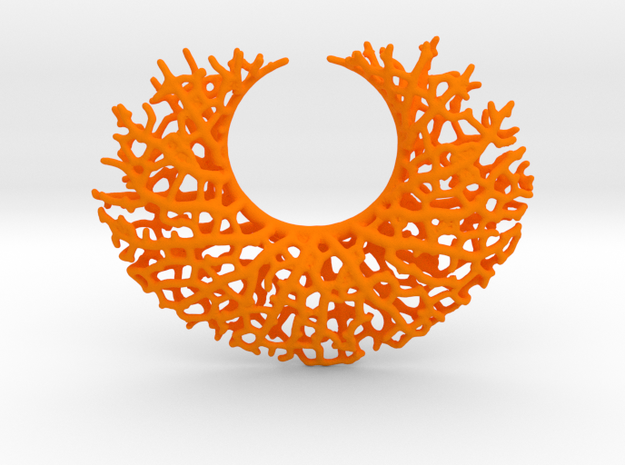 Vessel Pendant 3d printed