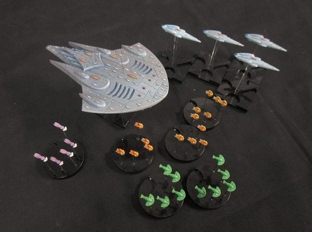 10 Aquatic interceptors 3d printed