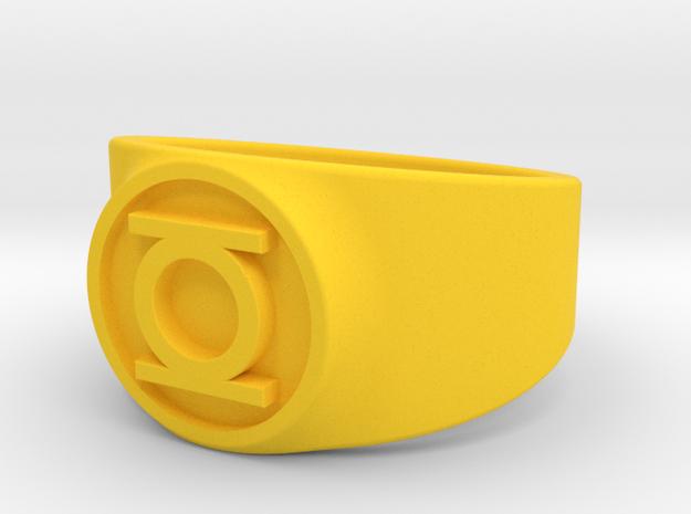 Original Hal GL Ring Sz 15 3d printed