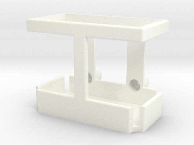 Halterung für Benzinkanister 1/10 in White Strong & Flexible Polished