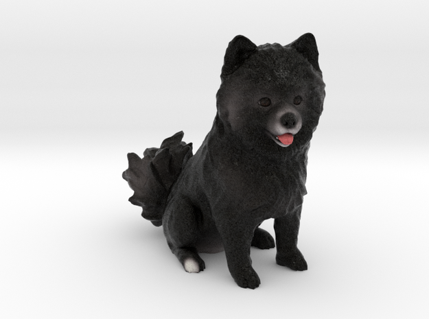 Custom Dog Figurine - Misko