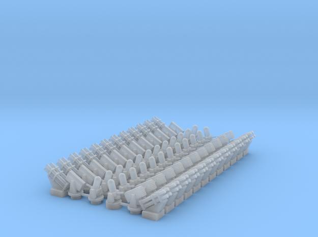 CIWS1 (x12)+CIWS2 (x12)+RAM (x24)+Harpoon (x24)
