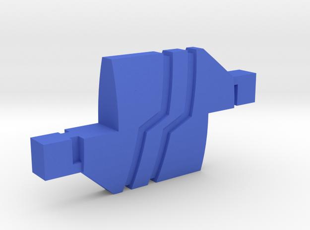 SG-1 Replicator in Blue Processed Versatile Plastic