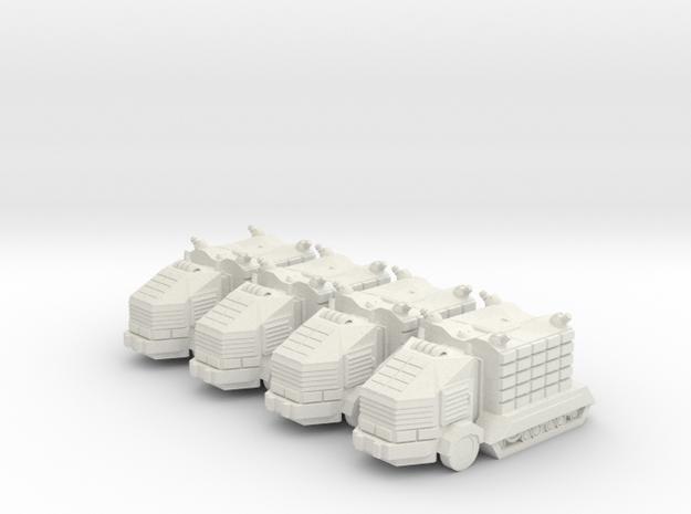 Troop Trucks 6mm