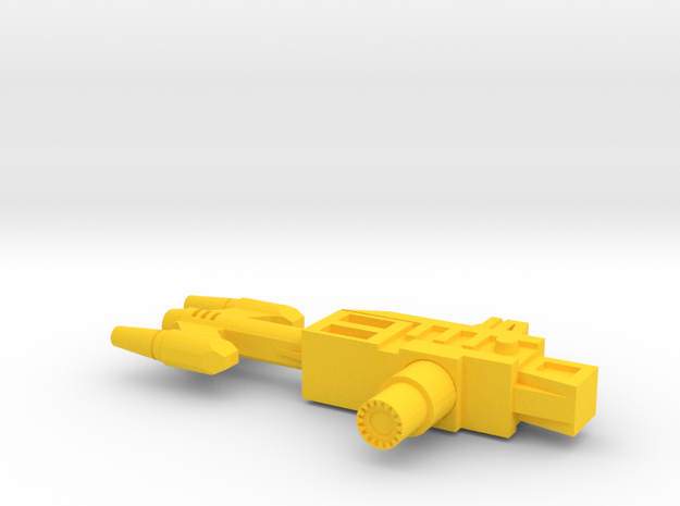 Sunlink - Insect: Thunder-Surprise Gun 3d printed