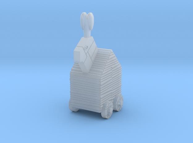 15mm-Scale Trojan Rabbit