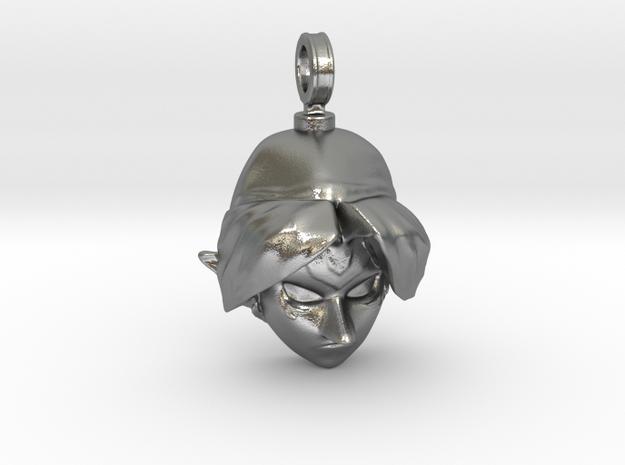LoZ: Majora's Mask - Fierce Deity Mask Charm
