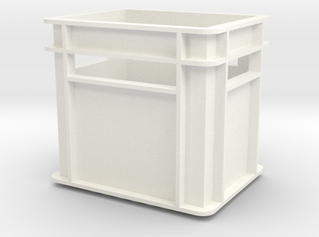 1:6 scale Beverage Crates Megahouse Style 3d printed