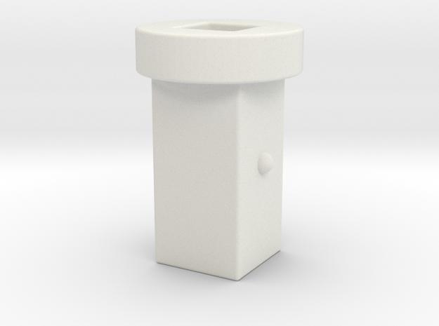 Insert-modern in White Strong & Flexible