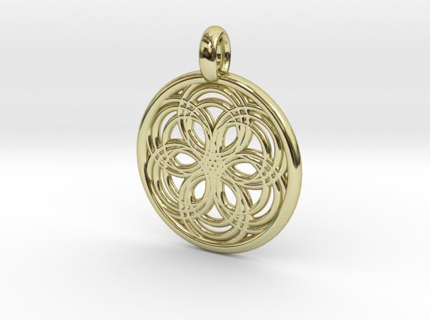 Carme pendant 3d printed