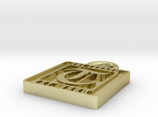 TABARD LOCK 3d printed