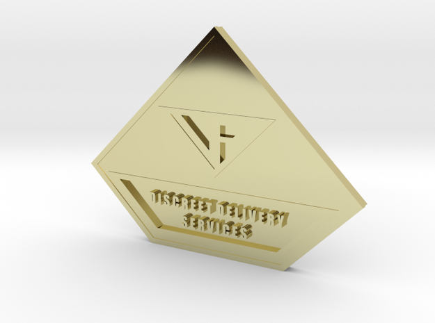 Logo VPDDS-coloured-02 3d printed
