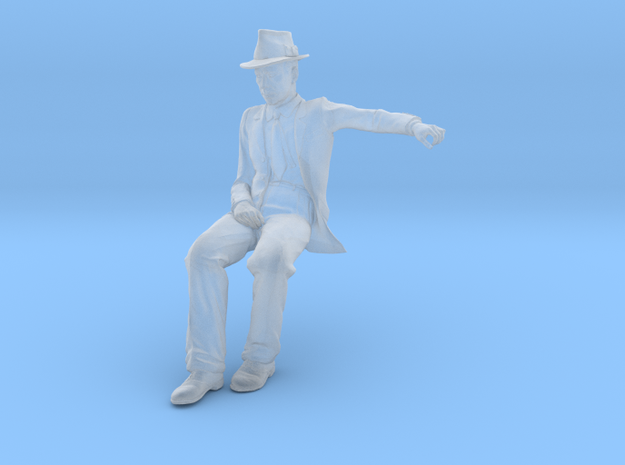 1:32 Scale Seated Figure