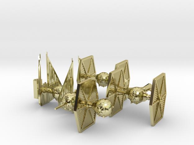 Experimental Series 3d printed