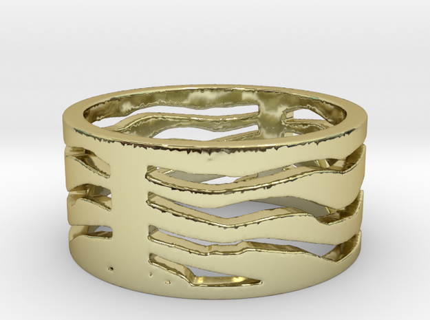 Safari ring  3d printed