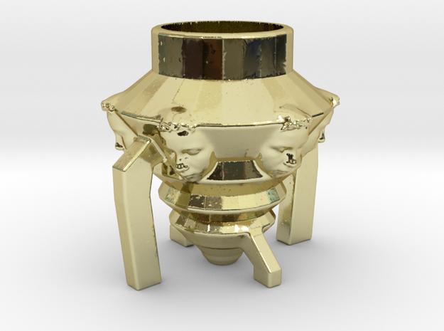 Rocket Cup 3d printed