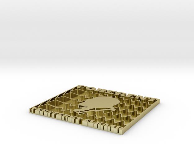 Coherent groot 3d printed
